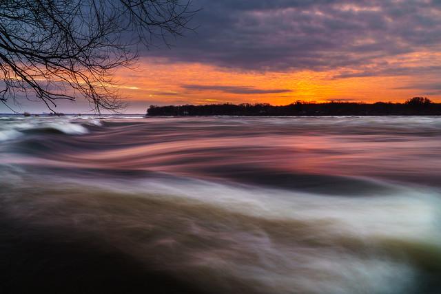 Red rapids