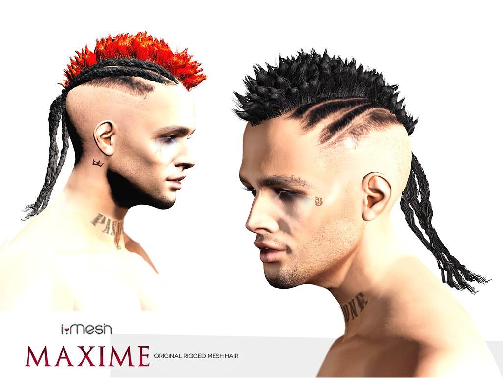 i.mesh – Maxime hair