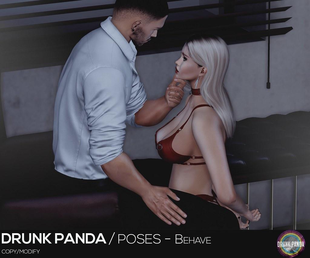 Drunk Panda - Behave