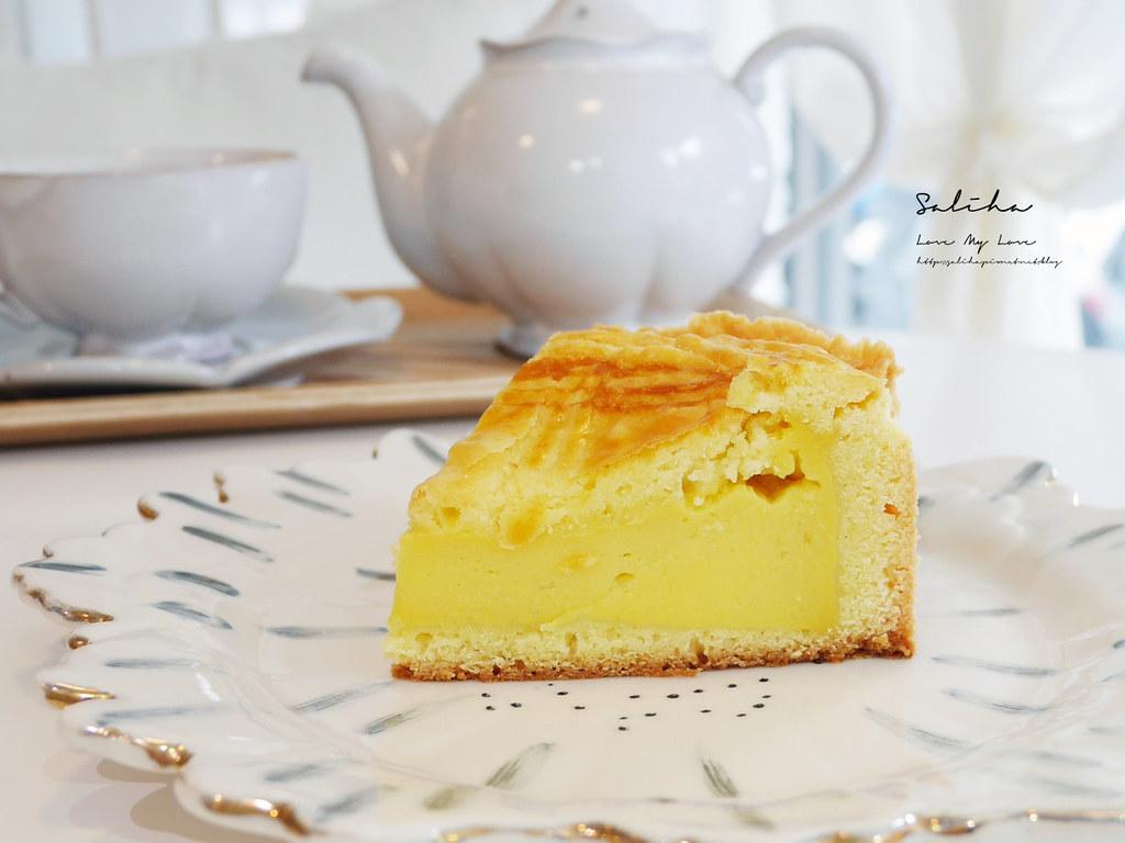 台北六張犁餐廳美食推薦Soloist Cafe大安區咖啡廳下午茶甜點蛋糕 (3)