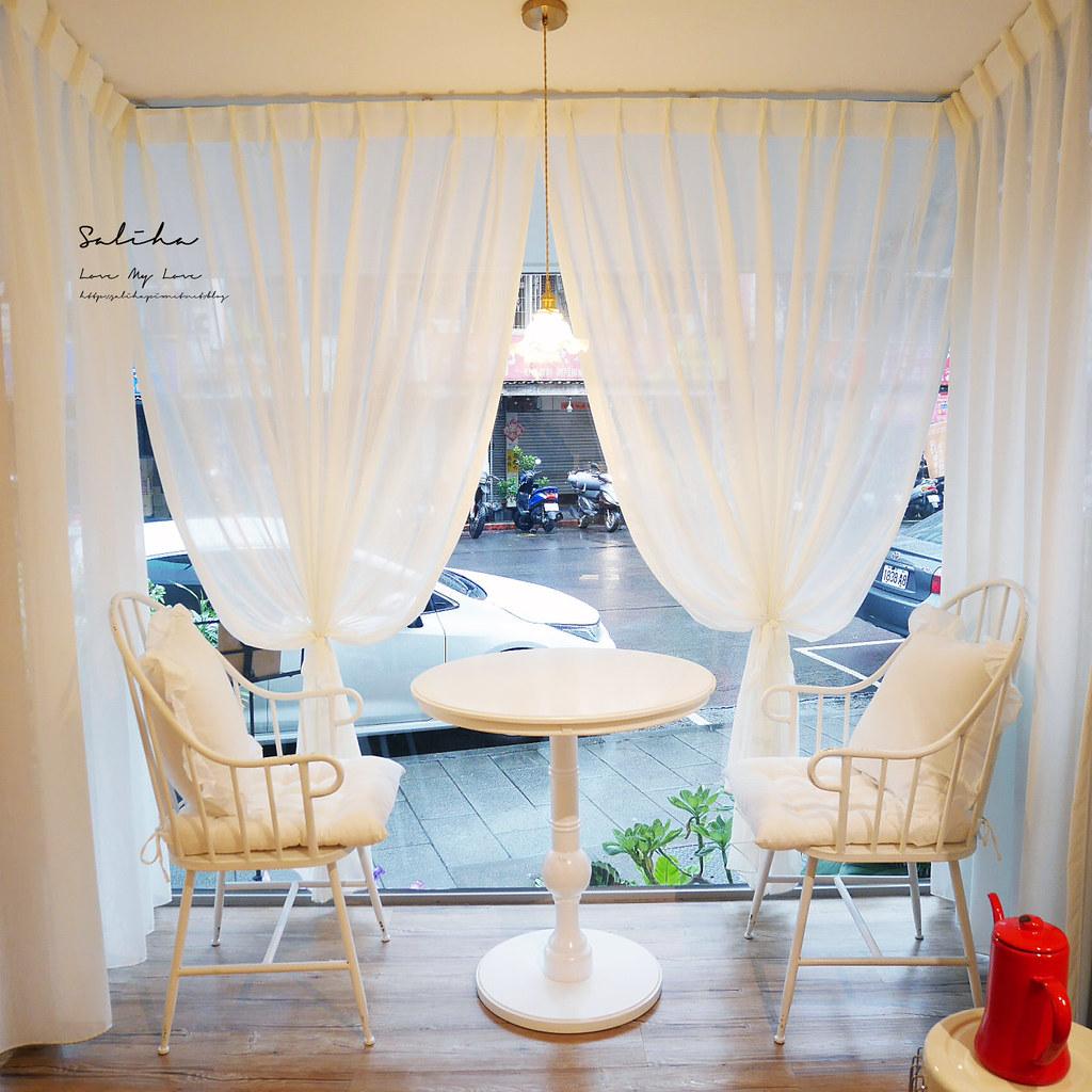 台北六張犁咖啡廳推薦Soloist Cafe超美咖啡廳下午茶網美必拍大安區輕食下午茶 (3)
