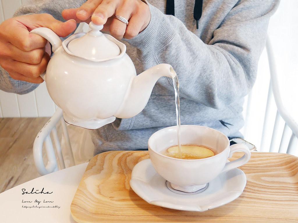 台北大安區咖啡廳下午茶推薦Soloist Cafe六張犁甜點蛋糕輕食氣氛舒服適合看書 (2)
