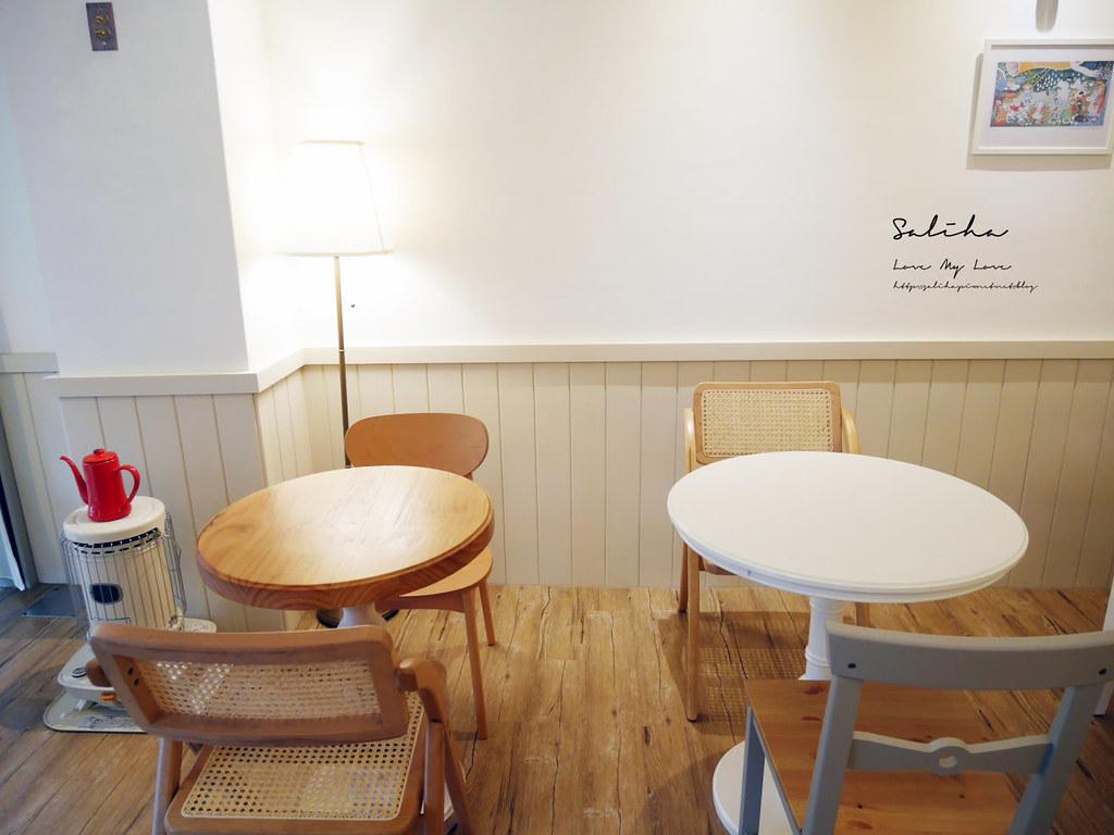 台北大安區和平東路咖啡廳下午茶餐廳推薦Soloist Cafe聚餐聊天好吃蛋糕甜點 (3)