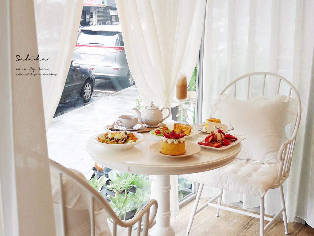 台北IG咖啡廳推薦Soloist Cafe超美下午茶甜點蛋糕網美必拍網美咖啡廳