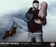 Drunk Panda - HoldTight