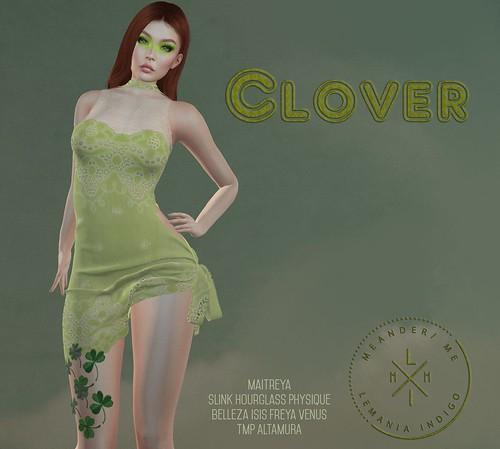 Clover - --