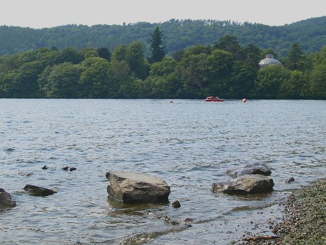A lake in Cumbria