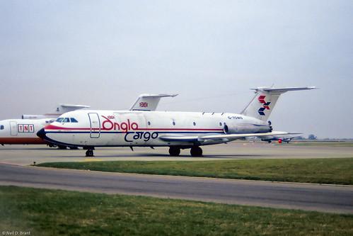 operator unitedkingdom lutoneggw airlines location gtomo anglocargo bac111487gkf luton bedfordshire england