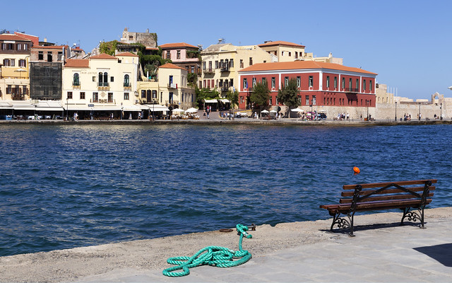 Chania 1.8, Crete