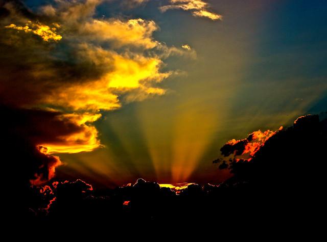 Spotlight Sunset