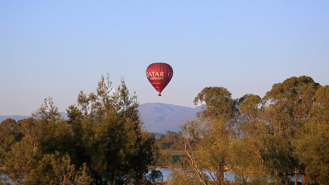 Canberra Balloon (1 of 2)