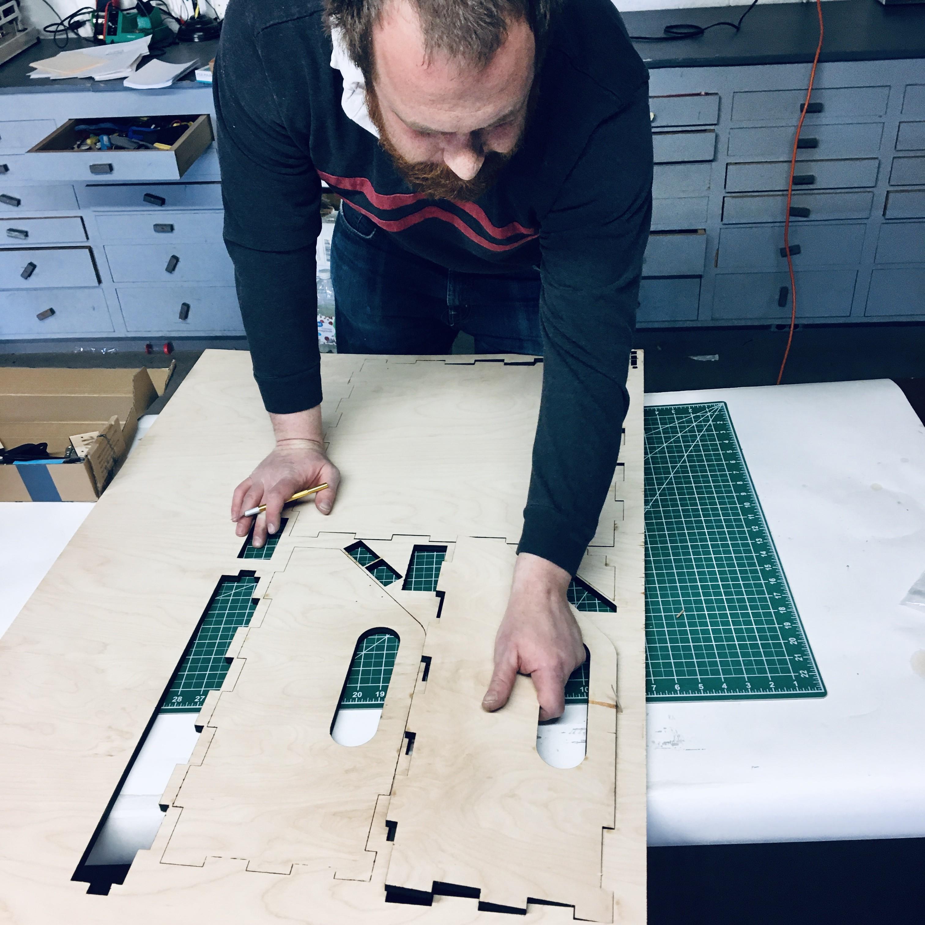 Designing Royal KMM Storage Box