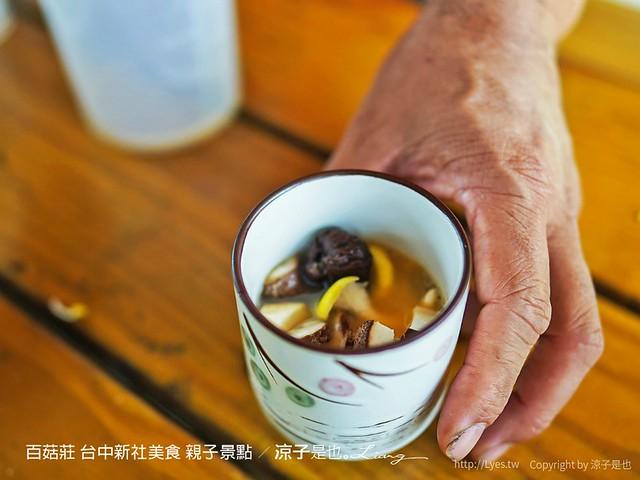 百菇莊 台中新社美食 親子景點