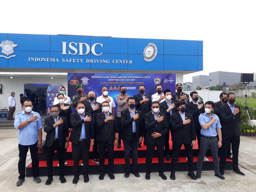 Jajaran IMI Pusat bersama Korps Polisi Lalu Lintas