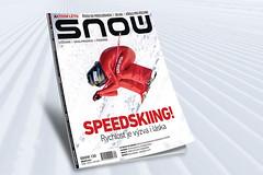 SNOW 130 (březen 2021) - vše o rychlostním lyžování