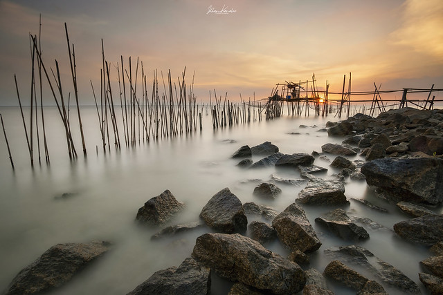 Long Exposures at sunset