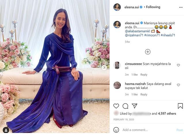 Lesung Pipit Anak Zahirah Macwilson & Aiman Hakim Ridza Curi Perhatian Netizen