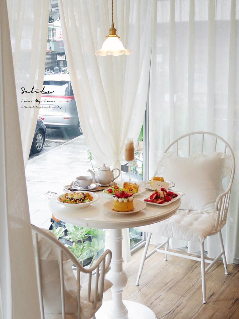 台北六張犁餐廳氣氛浪漫下午茶Soloist CafeIG咖啡廳蛋糕甜點大安區美食