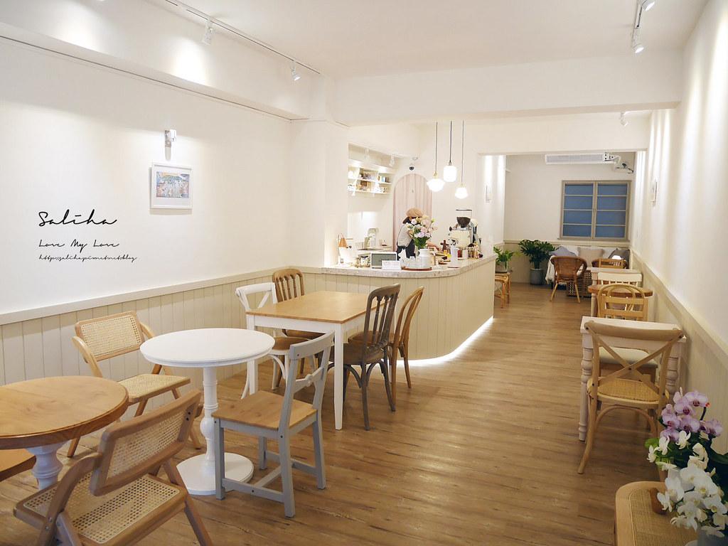 台北六張犁咖啡廳推薦Soloist Cafe超美咖啡廳下午茶網美必拍大安區輕食下午茶 (1)
