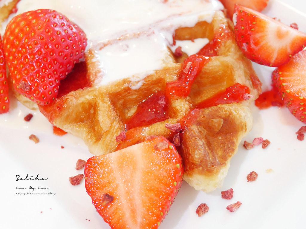 台北大安區咖啡廳下午茶推薦Soloist Cafe六張犁甜點蛋糕輕食氣氛舒服適合看書 (1)