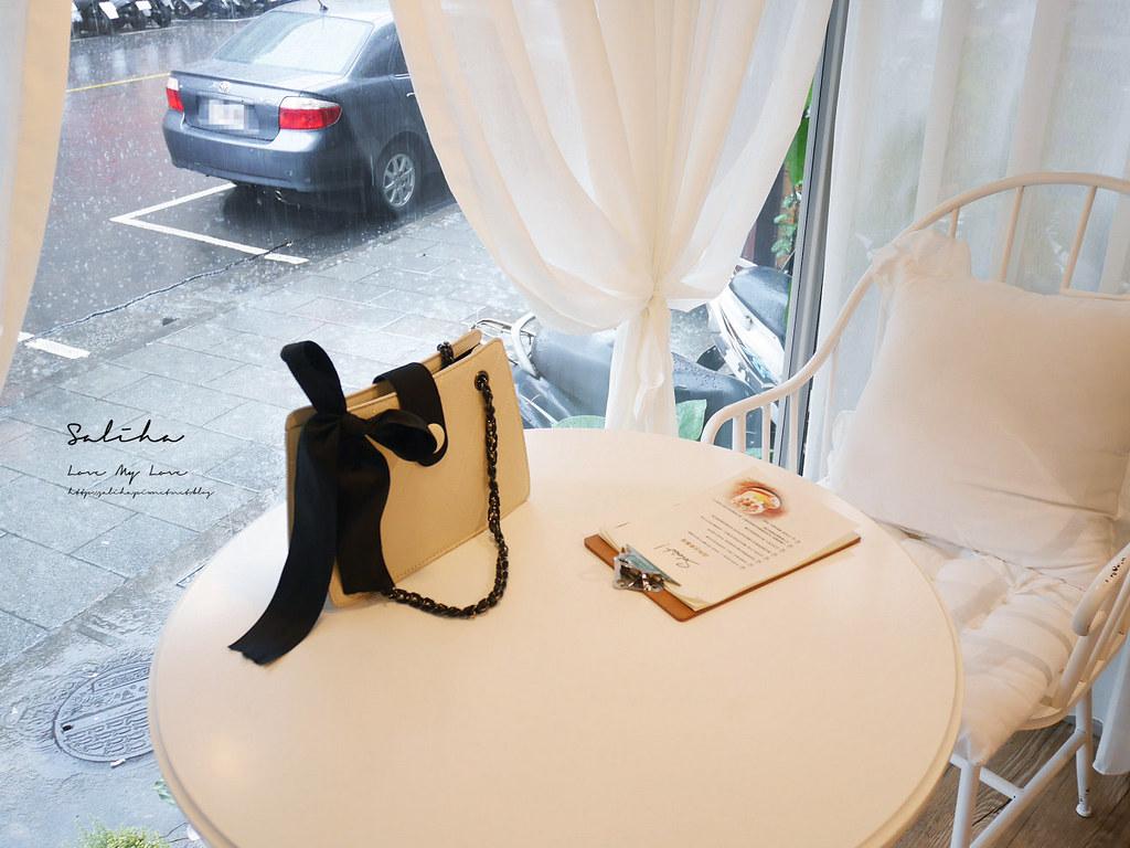 台北大安區和平東路咖啡廳下午茶餐廳推薦Soloist Cafe聚餐聊天好吃蛋糕甜點 (1)