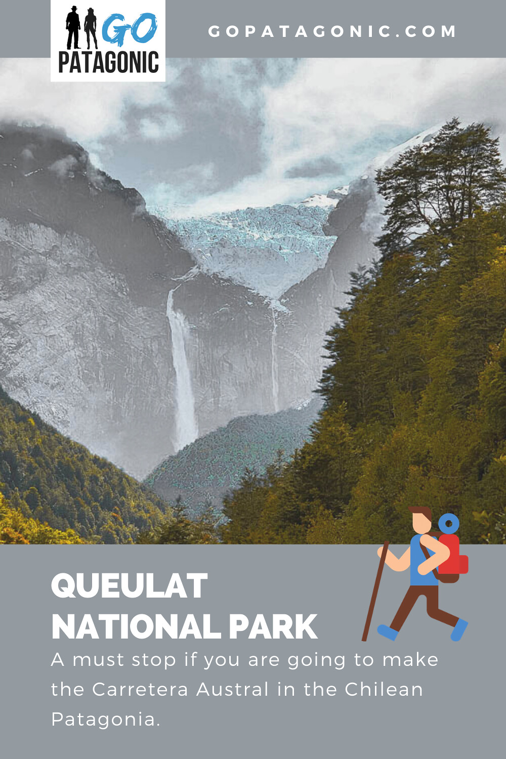 Visit Queulat National Park (Ventisquero Colgante)