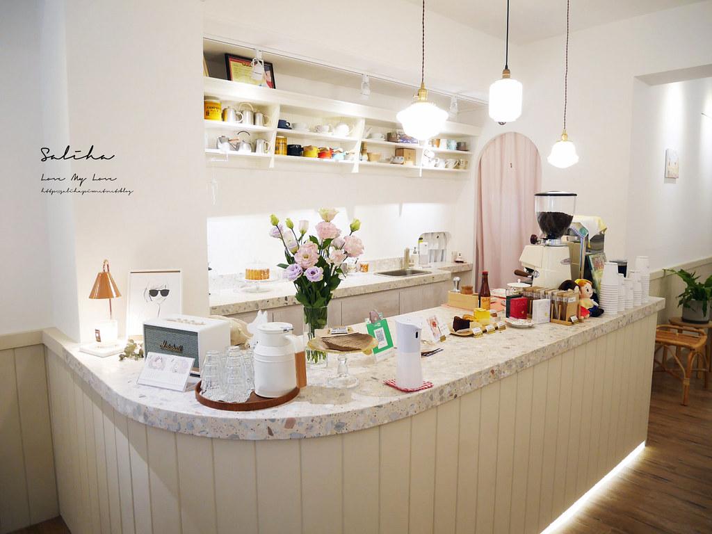 台北咖啡廳下午茶推薦台北好吃甜點蛋糕Soloist Cafe六張犁甜點大安區咖啡廳 (3)