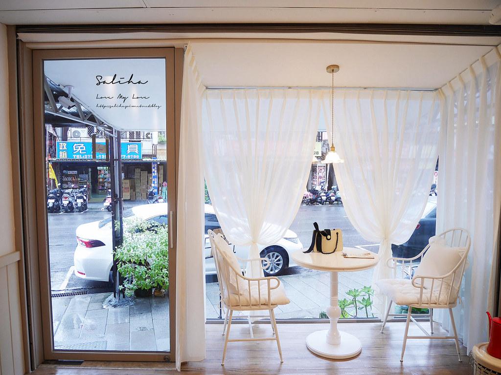 台北咖啡廳下午茶推薦台北好吃甜點蛋糕Soloist Cafe六張犁甜點大安區咖啡廳 (2)