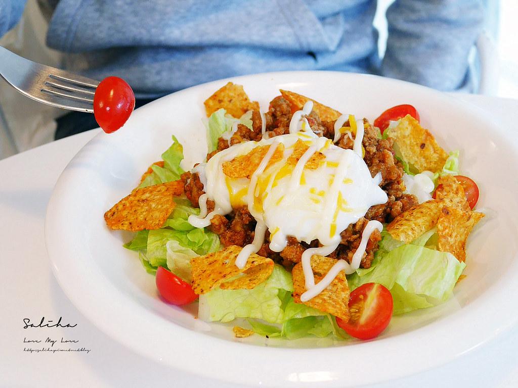 台北好吃輕食咖啡廳Soloist Cafe大安區六張犁站附近下午茶餐廳推薦輕食蛋糕甜點 (3)