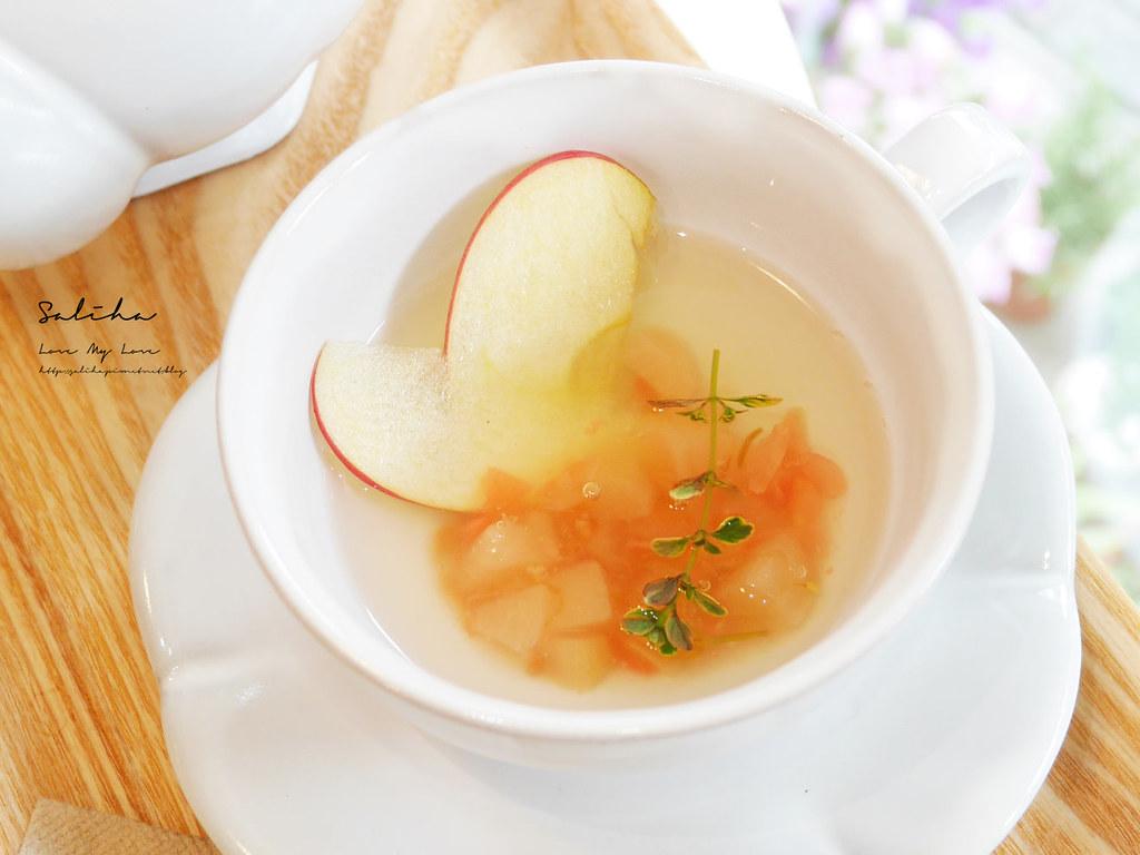 台北六張犁餐廳美食推薦Soloist Cafe大安區咖啡廳下午茶甜點蛋糕 (2)