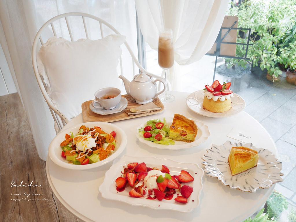 台北六張犁美食Soloist Cafe好吃甜點蛋糕大安區美食餐廳咖啡廳下午茶