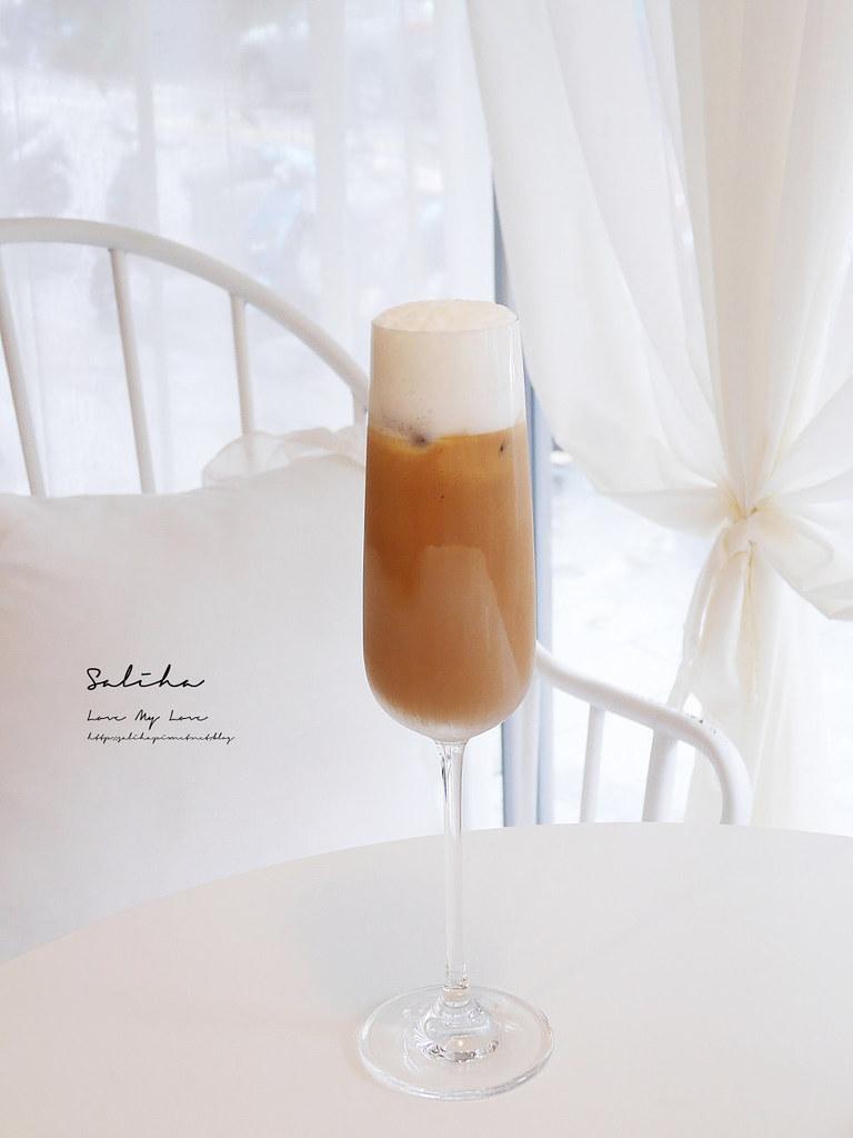 台北大安區美食餐廳Soloist Cafe六張犁咖啡廳浪漫餐廳推薦好吃蛋糕甜點 (2)