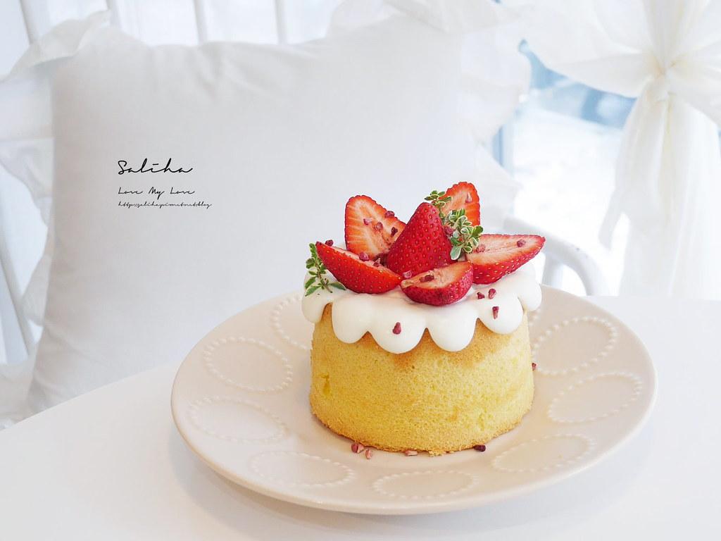 台北大安區美食餐廳Soloist Cafe六張犁咖啡廳浪漫餐廳推薦好吃蛋糕甜點 (1)
