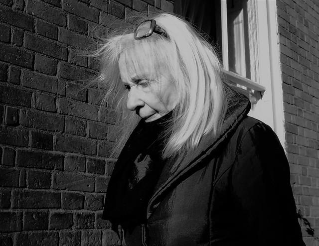 This is Jill- Suffolk Stranger Portrait No 81