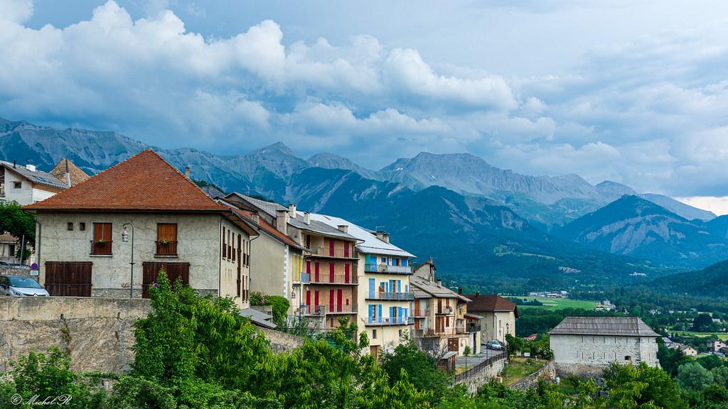 Seyne les Alpes (04).