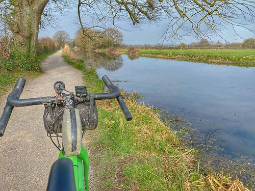 Chichester gravel loop - Chichester ship canal