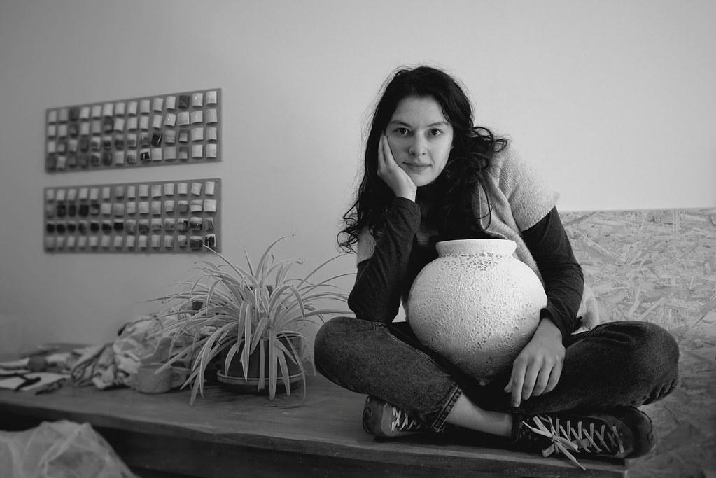 Atelier Michail Fay Michailidou ceramiste