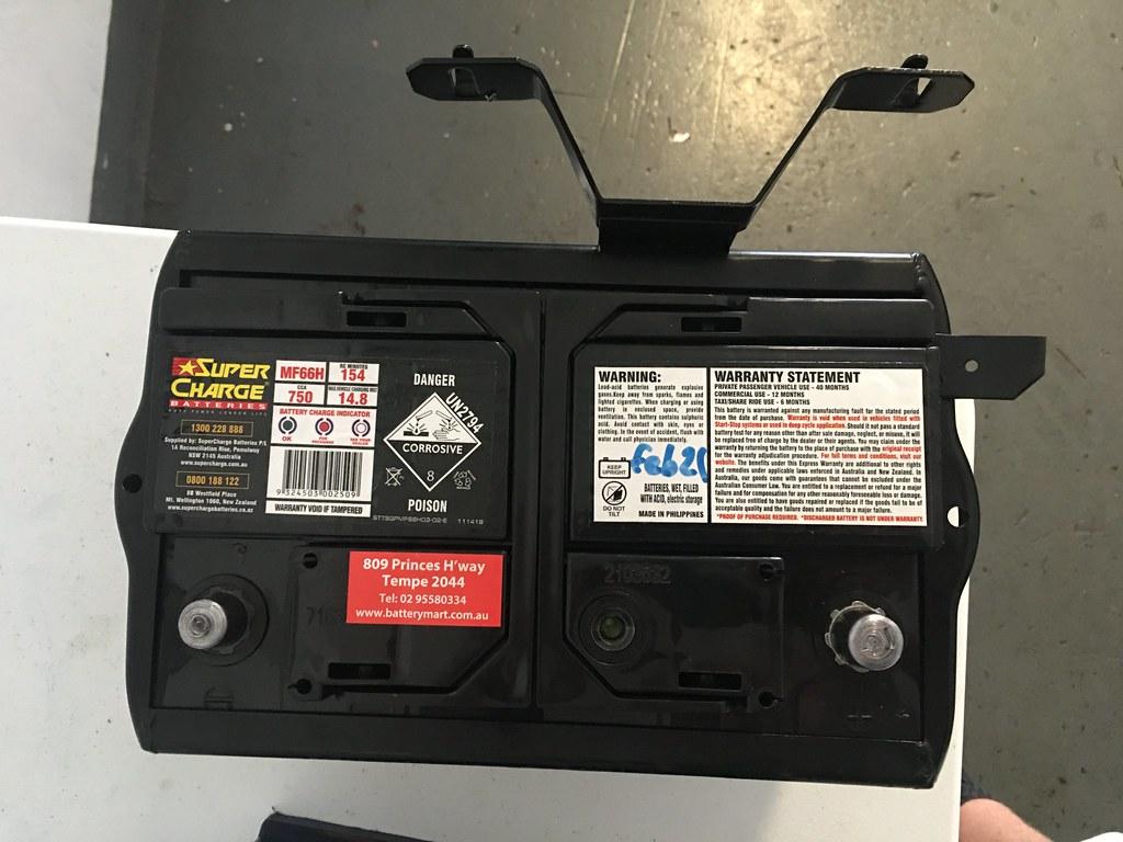 W111 Battery