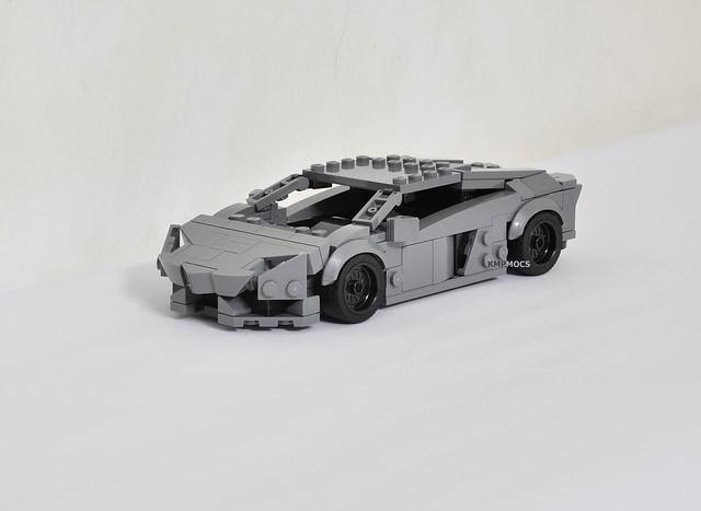 Minor Modification - Aventador LP700-4