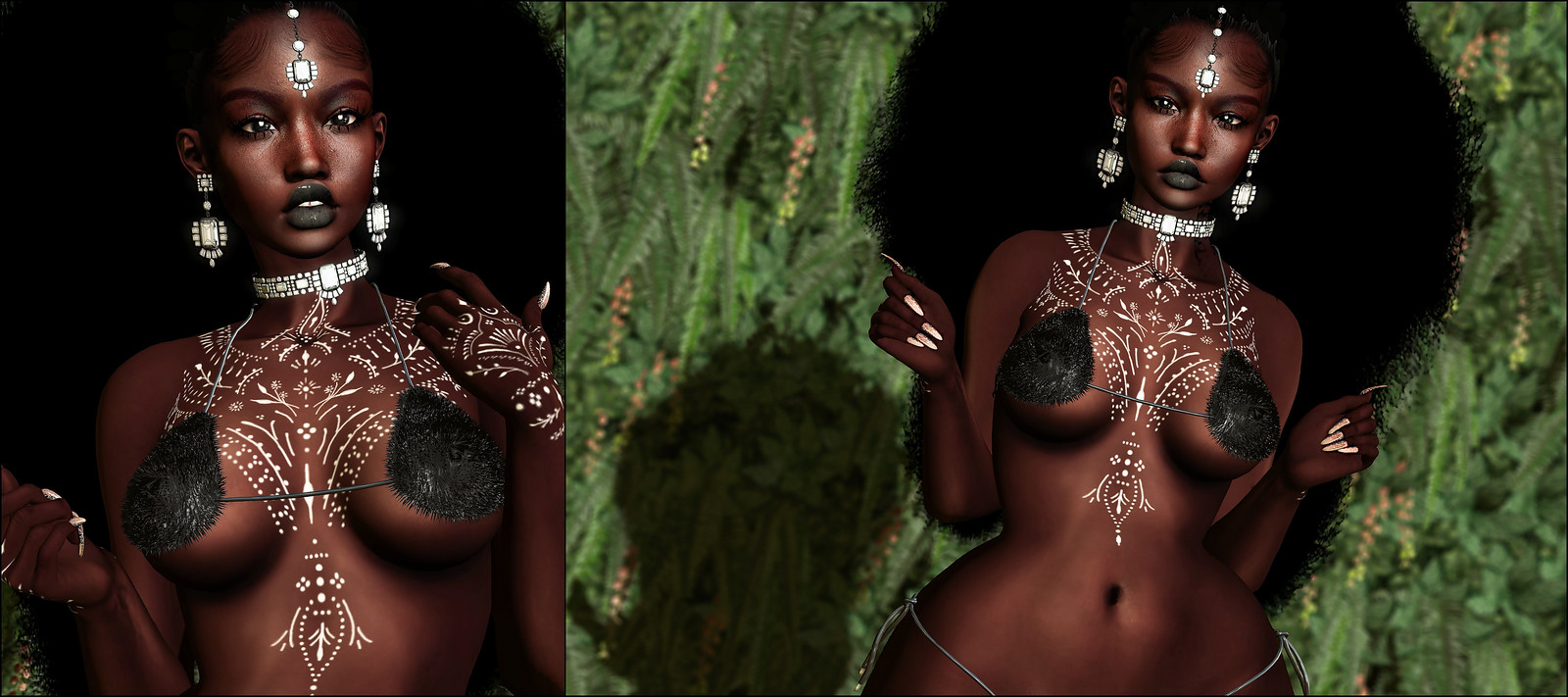 SKIN FAIR 2021 - RAHRA.by.poema - SUHAILA