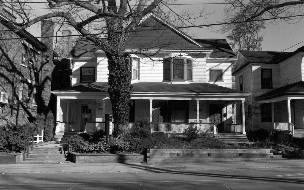 Queen St. East Duplex in White