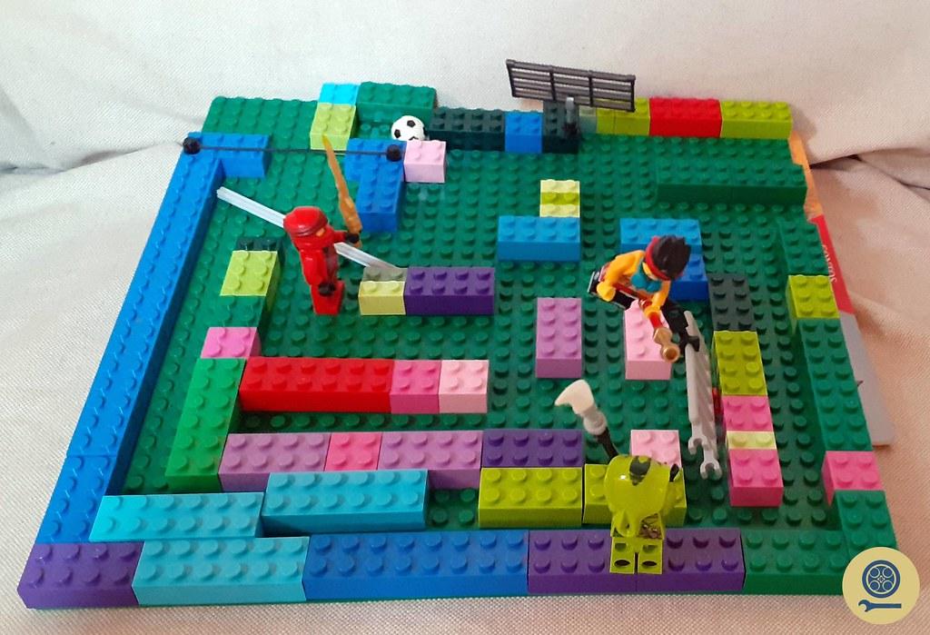 Labirinto do Artur - 20210310