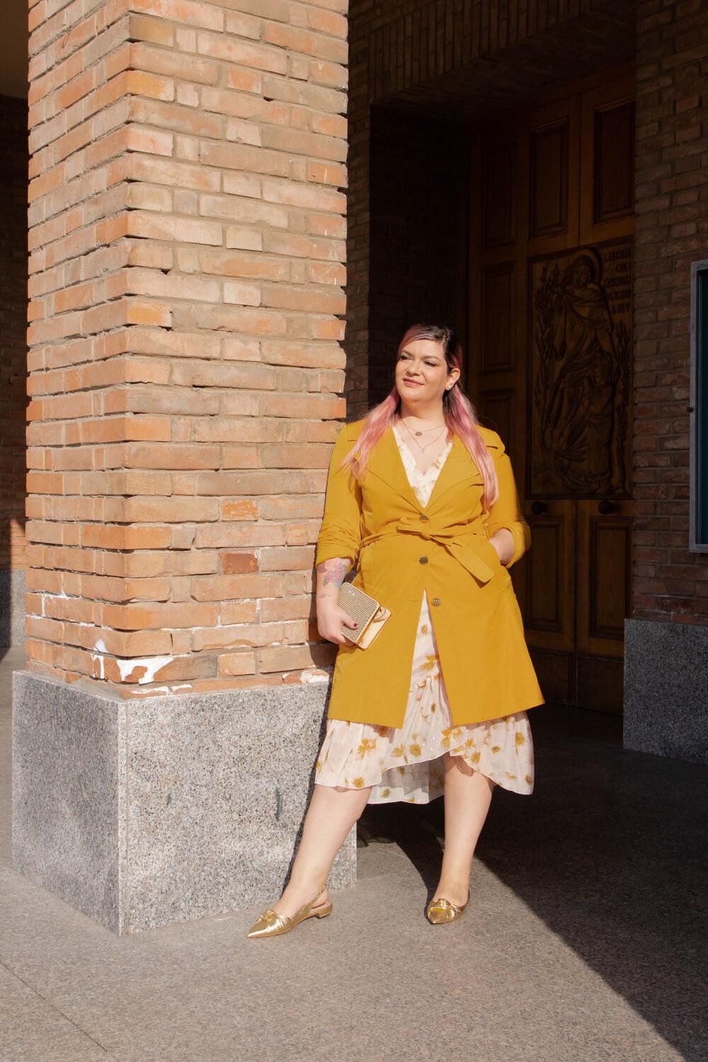 plussize outfit cerimonia giallo exsy (2)
