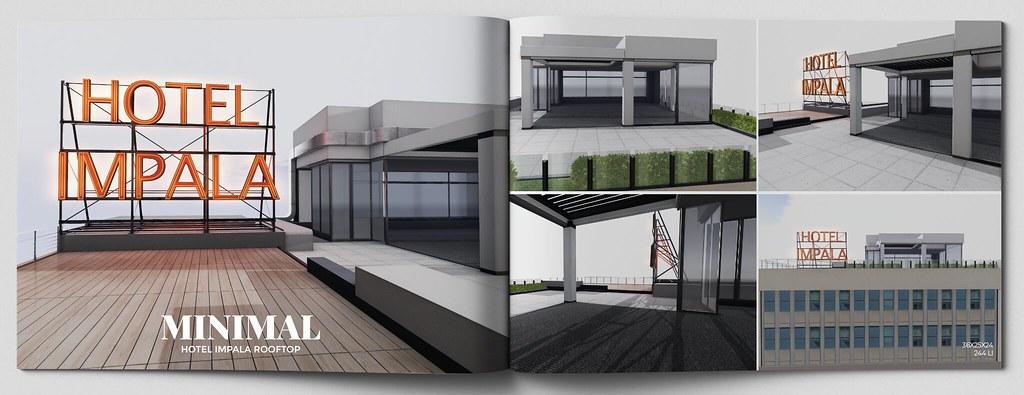 MINIMAL – Hotel Impala Rooftop