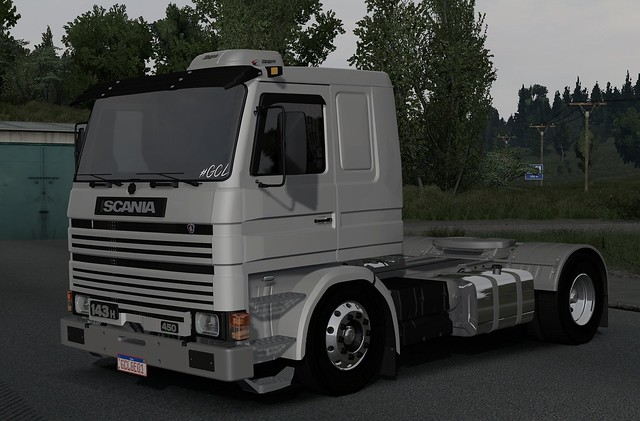 Scania 143H 450
