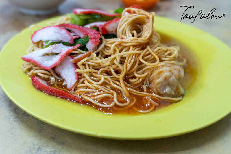 famous street food in batu pahat