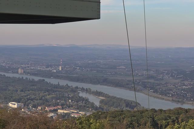 2018-10-06 AT Wien 19 Döbling & Klosterneuburg & Korneuburg & Bisamberg & Langenzersdorf