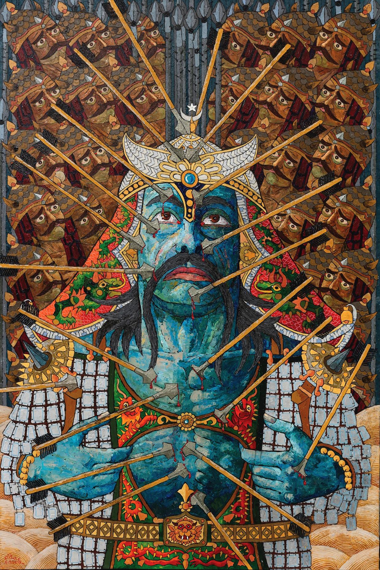 Ali Akbar Sadeghi - As Satan & Soul 06