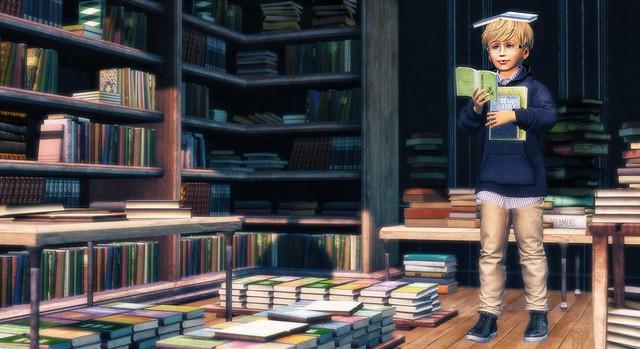 As knowledge increases, wonder deepens.
