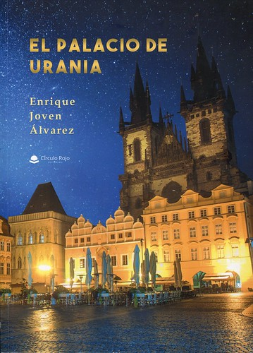 Portada del Libro. El Palacio de Urania